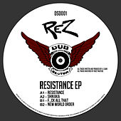 Resistance EP by Rez