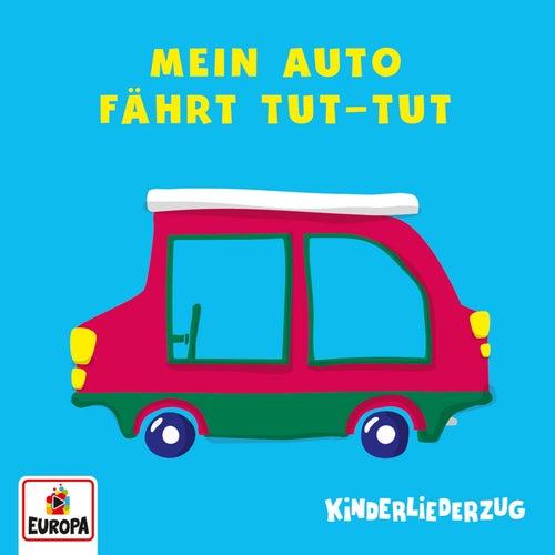 Mein Auto fährt tut-tut von Lena, Felix & die Kita-Kids