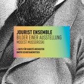 Bilder einer Ausstellung (+ Suite für Varieté-Orchester) by Jourist Ensemble
