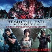 Resident Evil: Vendetta (Original Motion Picture Soundtrack) by Kenji Kawai