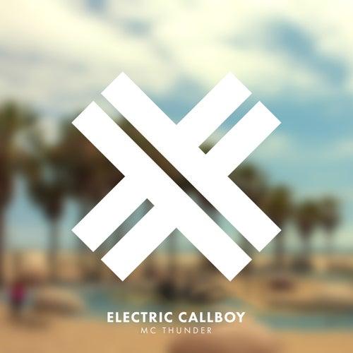 MC Thunder von Eskimo Callboy