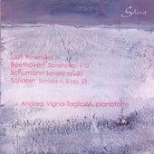 Liszt, Betthoven, Schumann & Scriabin: Works for Piano by Andrea Vigna-Taglianti