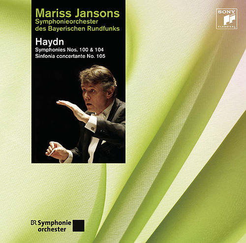 Haydn: Sinfonien Nr. 100 & 104/Sinfonia Concertante by Mariss Jansons