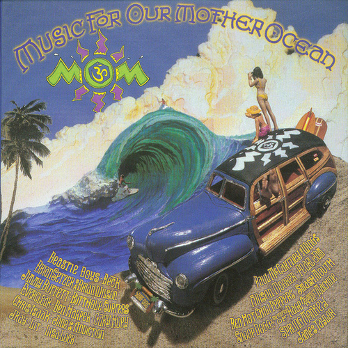 MOM III (Music For Our Mother Ocean) by Various Artists
