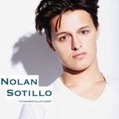 Congratulations by Nolan Sotillo