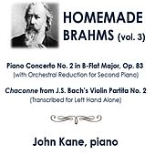 Homemade Brahms, Vol. 3 by John Kane