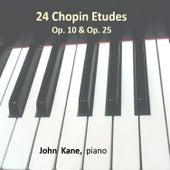 Chopin: 24 Etudes by John Kane