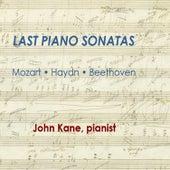 Last Piano Sonatas by John Kane