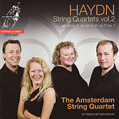 Play & Download Haydn String Quartets Vol. 2 by The Amsterdam String Quartet | Napster