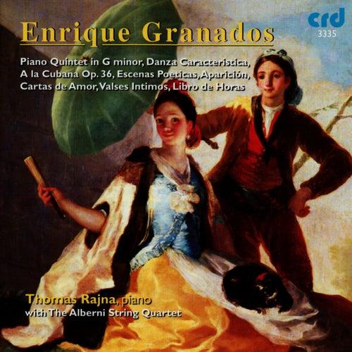 Play & Download Granados: Piano Quintet in G Minor, Danza Caracteristica, A La Cubana Op.36, etc by Thomas Rajna | Napster
