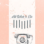 All Week by E-LO