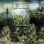Prolific Smoker (feat. Homiemade & Caddy Cee) by Sadat X