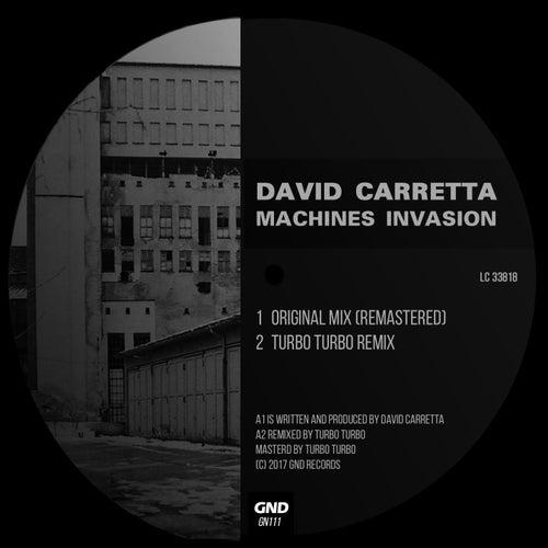 Machines Invasion by David Carretta