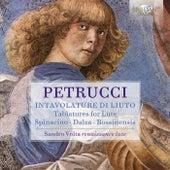 Petrucci: Intavolature di liuto by Sandro Volta