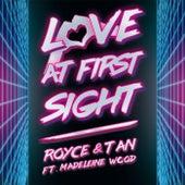 Love at First Sight (feat. Madeleine Wood) de Royce&Tan