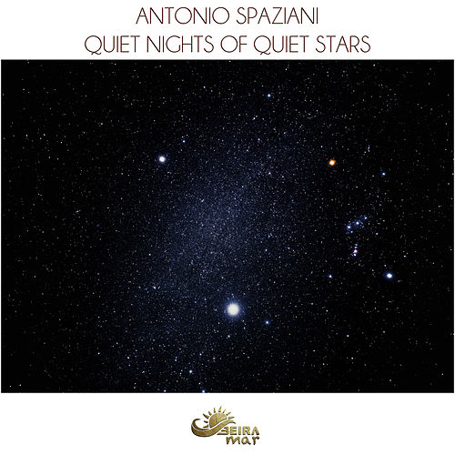 Quiet Nights of Quiet Stars by Antonio Spaziani