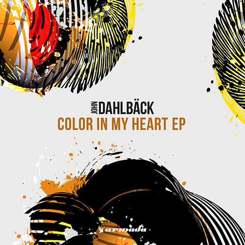 Color In My Heart EP van John Dahlbäck