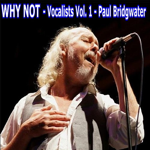 Vocalists Vol. 1 - Paul Bridgwater by Why Not
