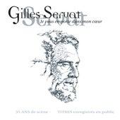 Je vous emporte dans mon cœur (35 ans de scène - Titres enregistrés en public) by Gilles Servat