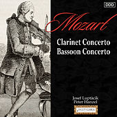Mozart: Clarinet Concerto - Bassoon Concerto by Various Artists