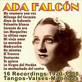 16 Recordings 1920-1930 by Ada Falcón