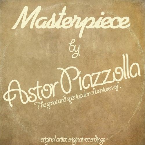 Masterpiece (Original Recordings) de Astor Piazzolla