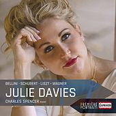 Bellini, Liszt, Schubert & Wagner: Works for Voice & Piano by Julie Davies