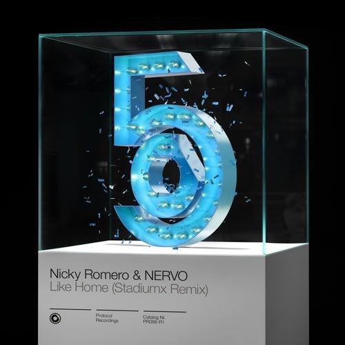 Like Home (Stadiumx Remix) de Nicky Romero