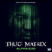 Thug matrix de Various Artists