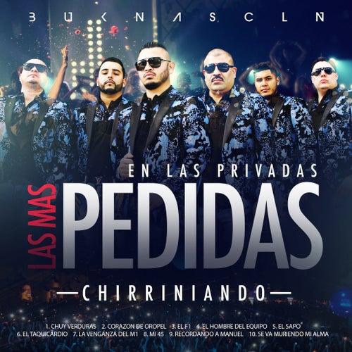 Las Mas Pedidas de Las Privadas by Los Buknas De Culiacan