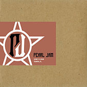 June 12th, 2008 - Tampa, FL by Pearl Jam
