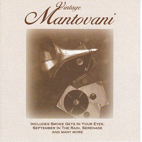 Play & Download Vintage Mantovani by Mantovani | Napster