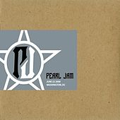June 22, 2008 - Washington, D.C. - Verizon Center by Pearl Jam