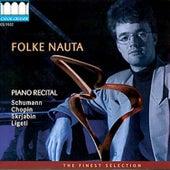 Chopin: Piano Recital by Folke Nauta