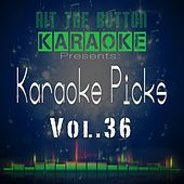 Karaoke Picks, Vol. 36 by Hit The Button Karaoke