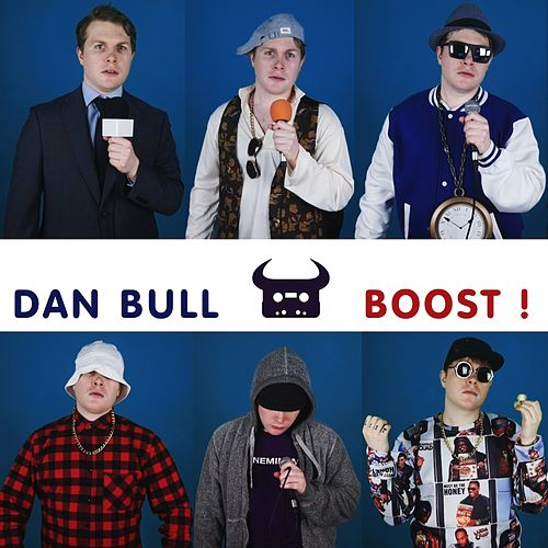 Boost! by Dan Bull