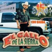 15 Exitos Con Banda by El Gallo De La Sierra