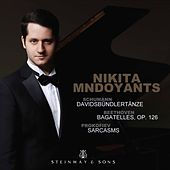 Schumann, Beethoven & Prokofiev by Nikita Mndoyants