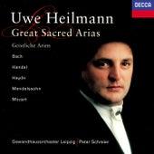 Great Sacred Arias von Peter Schreier