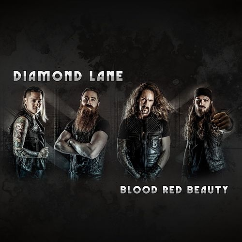 Blood Red Beauty by Diamond Lane