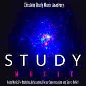 Study Music: Calm Music for Studying, Relaxation, Focus, Concentration and Stress Relief by Einstein Study Music Academy (1)