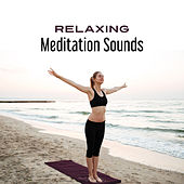 Relaxing Meditation Sounds – Chilled Waves to Meditate, Stress Relief, New Age Songs, Mind Control by Meditation & Stress Relief Therapy