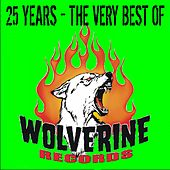 25 Years - The Very Best of Wolverine Records by Various Artists