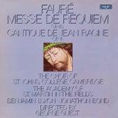Fauré: Messe de Requiem; Cantique de Jean Racine by George Guest