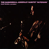 In Person (Live) von Cannonball Adderley
