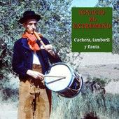 """Cachera, Tamboril y Flauta by Ignacio """"El Extremeño"""""""