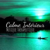 Calme Intérieur - Musique thérapeutique pour techniques de méditation cours de yoga réduire l'anxiété avec sons de guérison new age instrumentaux by Various Artists