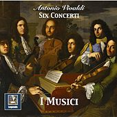 Antonio Vivaldi: 6 Concerti by Various Artists