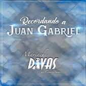 Recordando a Juan Gabriel by Mariachi Divas De Cindy Shea