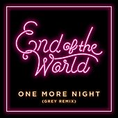 One More Night (Grey Remix) by The End of the World